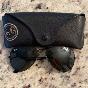 Polarized raybans